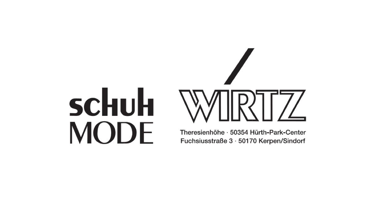 a1520dfcd99607 Schuhmode Wirtz